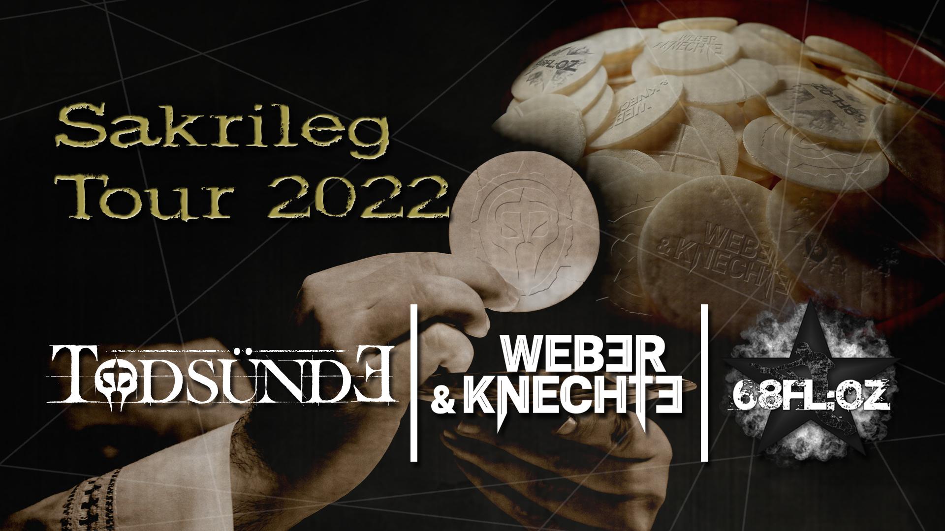 Sakrileg Tour 2022